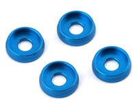 AMR 3mm Screw Washer (Blue) (4)