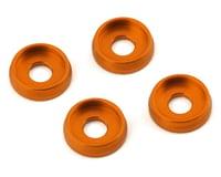 AMR 3mm Screw Washer (Orange) (4)