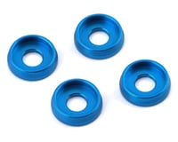 AMR 4mm Screw Washer (Blue) (4)