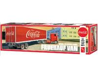 AMT 1/25, Fruehauf Beaded Van Semi Trailer, Coca-Cola, Model Kit