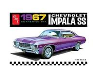 AMT 1967 Chevy Impala SS 1/25 Model Kit (Stock)