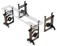 AM Arrowmax Black Golden 1/8 On-Road Set-Up System w/Bag