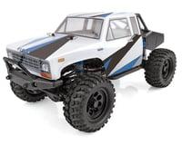 Team Associated CR12 Tioga Trail Truck RTR 1/12 4WD Rock Crawler (White/Blue)