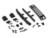 Team Associated CR12 Ford F150 Grill & Accessories Set (Black)