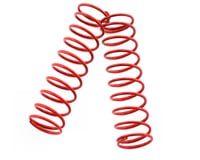 Team Associated RC10 GT Front Truck Shock Spring 3.90lb (Red) (2)
