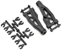 Team Associated RC8B3e Front Upper Arm Set w/Caster Inserts