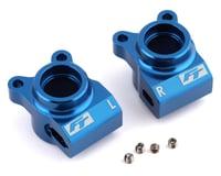 Team Associated RC10 B6.3 RC10B6.2 Factory Aluminum Rear Hubs (Blue)