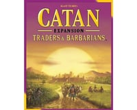 Asmodee The Settlers of Catan: Traders & Barbarians Board Game Expansion Set
