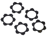Avid RC 1/8 Carbon 1.0mm Track Width Spacers (5) (HB Racing Lightning Pro 2)
