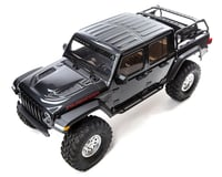 "Axial SCX10 III ""Jeep JT Gladiator"" RTR 4WD Rock Crawler (Grey)"