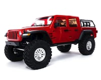 """Axial SCX10 III """"Jeep JT Gladiator"""" RTR 4WD Rock Crawler (Red)"""