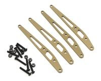 Axial RR10 Bomber 2.0 Aluminum Lower Link Plate Set (4)