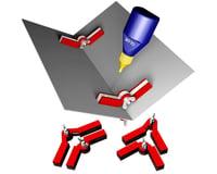 Bachmann Magnetic Adjustable Snap & Glue Set