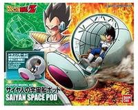 Bandai Saiyan Space Pod Dragon Ball Z Fig-Rise Mechanic
