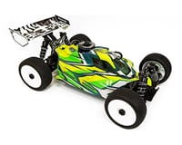 Bittydesign Vision Pre-Cut JQRacing THEeCar Black Edition 1/8 Electric Buggy