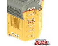 "BLMA Models N 18"" Grab Iron, Drop/0.007"" Wire (20)"