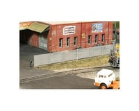 BLMA Models N Chain Link Fence 6' Tall, 250 Linear Scale Ft. (