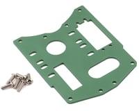 CEN Racing Aluminum Engine Plate (Green)