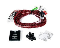 Common Sense RC Deluxe Programmable Realistic LED Lighting Kit for Airplanes and Helicopters