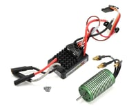 Castle Creations Mamba Micro X 1/18th Scale Brushless Combo (8200KV)