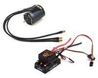 Castle Creations Copperhead 10 Waterproof 1/10 Sensored Combo w/Slate (1900Kv)