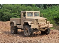 Cross RC HC4 1/10 4x4 Scale Off Road Military Truck Kit