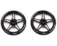 DragRace Concepts 5 Spoke Aluminum Front Wheels
