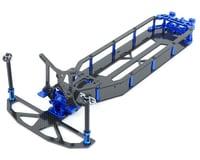 """DragRace Concepts Team Associated DR10 Drag Pak """"Pro Spec"""" Conversion Kit (Blue)"""