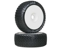 DuraTrax Pre-Mounted Equalizer 1/8 Buggy Tire (2) (Soft- C2)