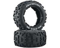 DuraTrax Six Pack B5 Tires, Rear (2)
