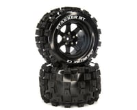 "DuraTrax Stakker MT 2.8"" 2WD Front/Rear Truck Tires w/14mm Hex (Black) (2) (Arrma Senton 3S BLX)"