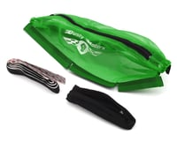 Dusty Motors Traxxas Slash 2wd LCG Chassis Protection Cover (Green)