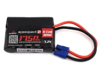 Dynamite Speedpack2 6-Cell 7.2V NiMH Battery Pack w/EC3 Connector (1750mAh) (Pro Boat Miss GEICO 17)