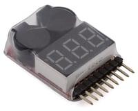 Dynamite LiPo Voltage Checker Warning Alarm
