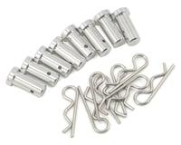 E-flite Carbon-Z Cub SS Strut Pins & Clips Set