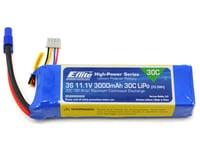 E-flite Cherokee 1.3m 3S LiPo Battery Pack 30C (11.1V/3000mAh)