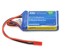 E-flite 450mAh 3S 11.1V 50C LiPo Connector (Blade 180 CFX)