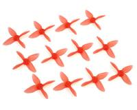 "EMAX Avan Micro 2"" Quad Blade Prop (Red)"