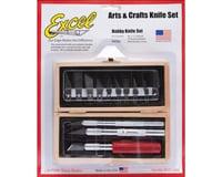 Hobby Knife Set-Carded