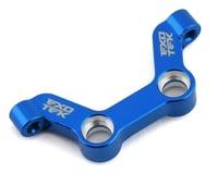 Exotek Team Associated DR10 Aluminum HD Steering Rack (Blue)