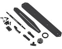 Exotek TLR 22 Carbon Fiber Adjustable Wheelie Bar Set (Losi 3.0)