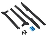 Exotek DR10 Adjustable Wheelie Bar Set