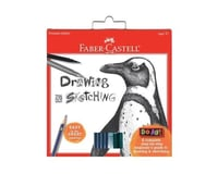 Faber-Castell 14558 Do Art Drawing and Sketching Art Kit