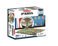 4D Cityscape Paris, France 4D Cityscape Timeline Puzzle (1100+p