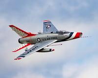 Flex Innovations F-100D Super Sabre EDF PNP Airplane (Silver) (1162mm)