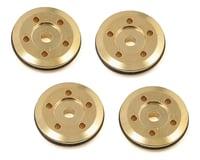 Flash Point 16mm Brass Damper Piston (4) (1.45mm 5-Hole)