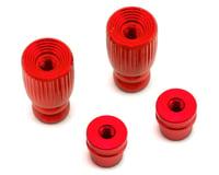 FrSky Pole Style 3D M3 Gimbal Stick End (Red)