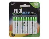 Fuji EnviroMAX AA Super Alkaline Battery (10)