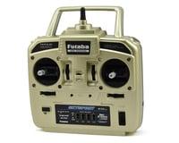 Futaba 4YF 2.4GHz FHSS 4 Channel Radio System (Airplane)