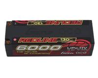 Gens Ace Redline 4S LiHV LiPo Battery 130C w/5mm Bullets (15.2V/6000mAh)